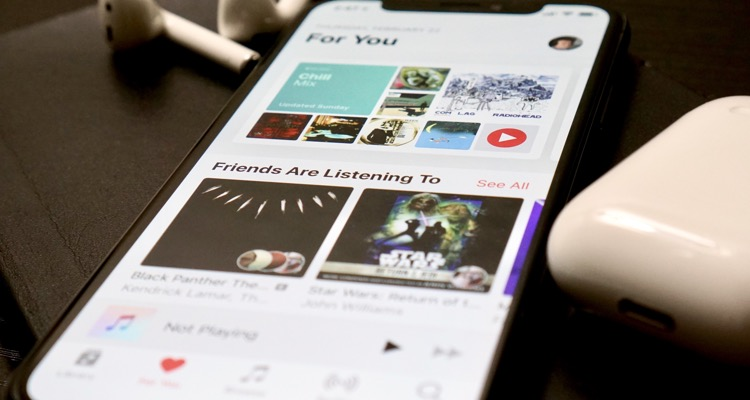 Apple Music Launches In-App Banner Alerts for New Music