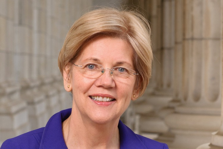 Sen. Elizabeth Warren 'Absolutely Supports' the Music Modernization Act