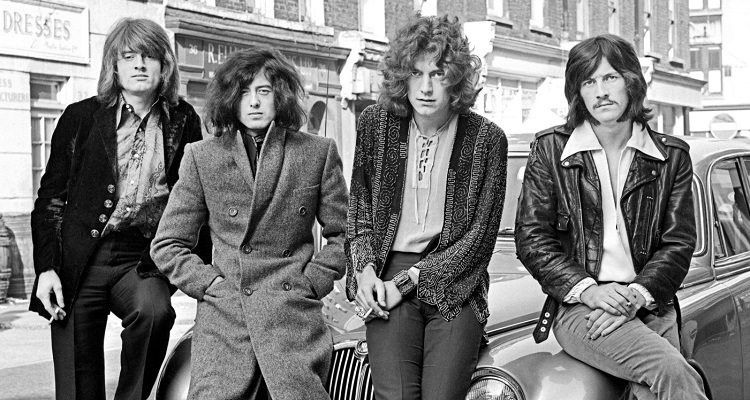 Get Ready for a Brand-New Streaming Music Service from Led Zeppelin