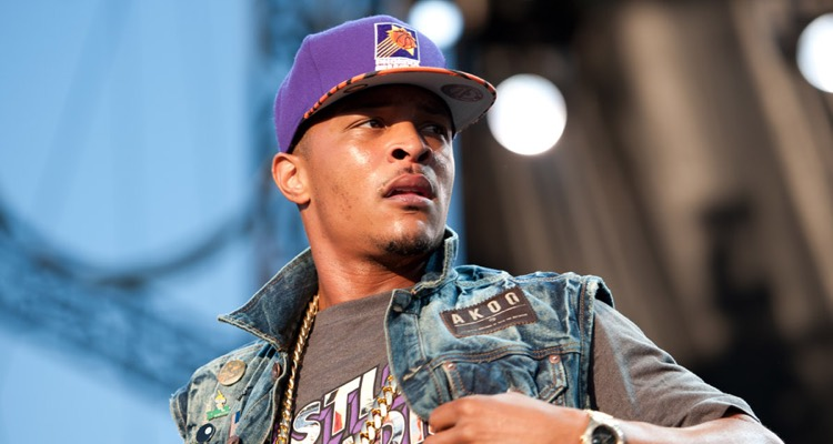 T.I. Officially Signs with Epic Records — and Drops Two New Songs