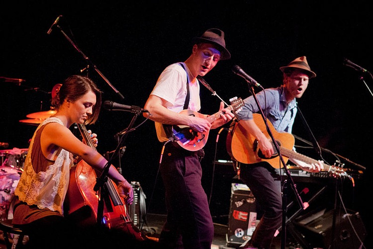 The Lumineers Sign With Activist Artists Management