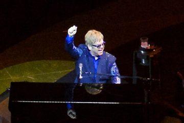 Elton John coronavirus