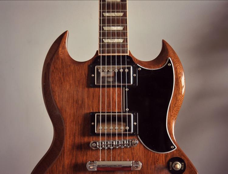 2014 Gibson SG Standard Walnut