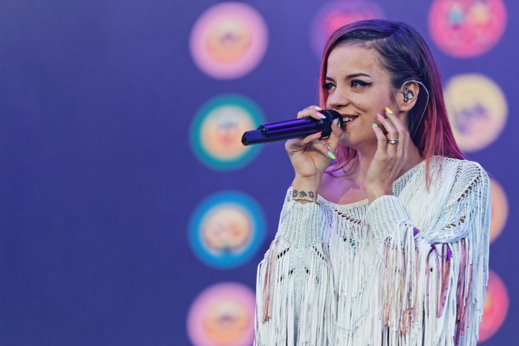 Lily Allen Describes Attempted Rape by a 'Record Industry Executive'