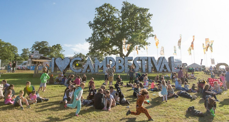 Live Nation + SJM Deal Secures Camp Bestival's Future