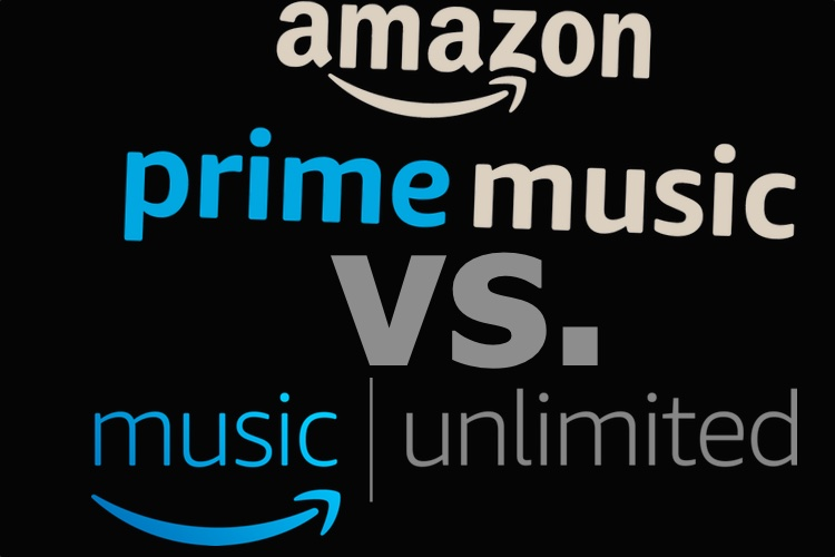 Amazon Prime Music vs. Amazon Music Unlimited: What's the Difference?