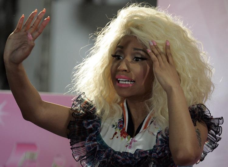 Nicki Minaj (photo: Eva Rinaldi CC 2.0)