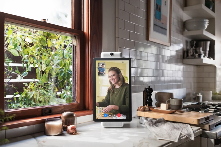 Facebook Releases 'Portal' With Spotify and Pandora Integrated at Launch