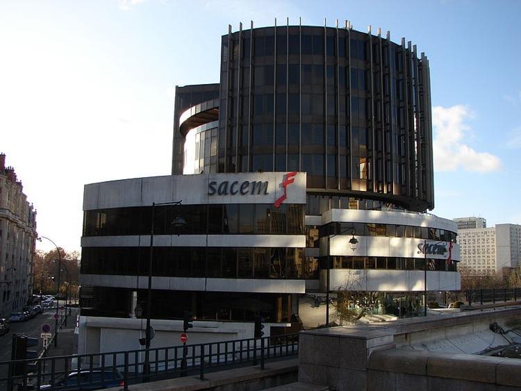 SACEM headquarters