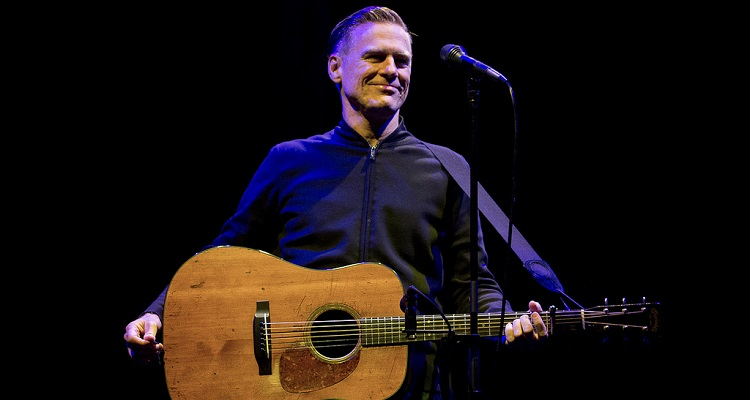 Bryan Adams Argues Canada's Copyright Extension Would Only Benefit Major Labels, Not Creators
