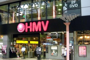 2,200 Jobs At Risk As HMV Enters Administration For the Second Time