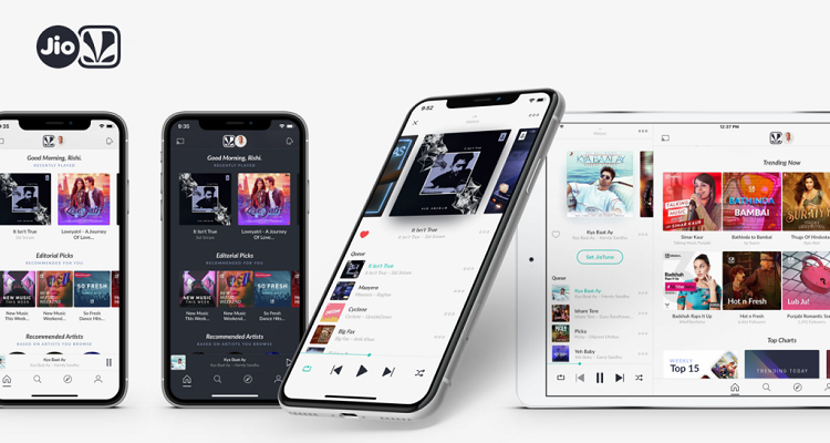 Ahead of Spotify's Launch in India, JioMusic and Saavn Unveil Unified Streaming Music Platform
