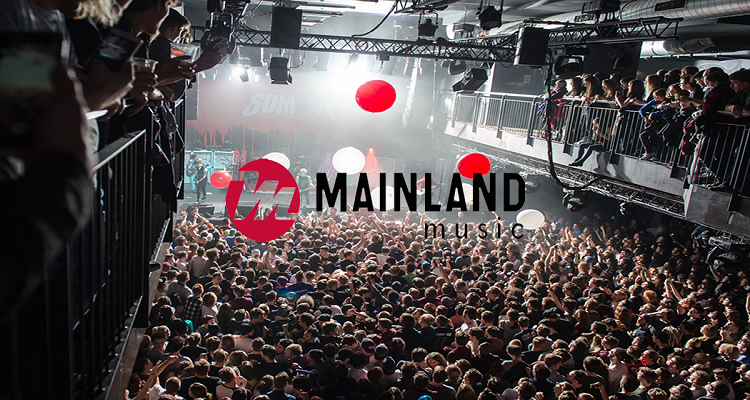 Live Nation Acquires Switzerland's Mainland Music