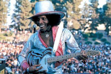 Primary Wave Publishing Acquires Stake in Sly Stone's Catalog
