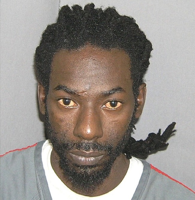 Buju Banton, shortly after his initial arrest in 2009 (photo: U.S. Marshalls Service)