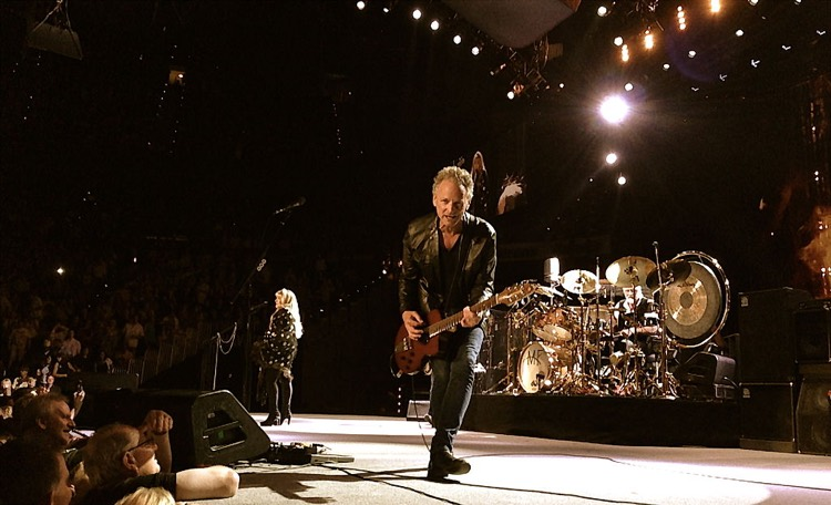 Fleetwood Mac (former) member Lindsey Buckingham in 2013 (photo: Sarah McKagan CC SA 2.0)