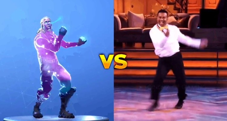 Fortnite Faces Legal Action For Stealing The 'carlton Dance' From The Fresh Prince Of Bel-air