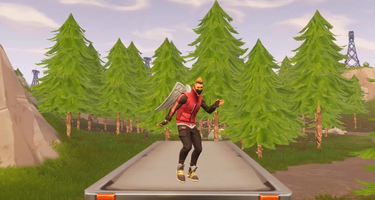 2 Milly Sues Epic Games for Stealing His 'Milly Rock' Dance In Fortnite