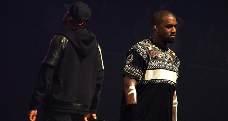 Kanye West Sues Sony and Universal to Get Back Rights to His Works