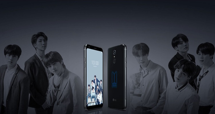 Lg's $380 Bts-branded Smartphone Is Another Easy Sellout