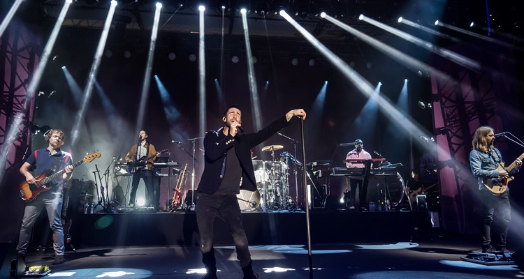 Maroon 5 Confirms Its Super Bowl Halftime Gig — Despite 85,000 Signing A Petition Against It
