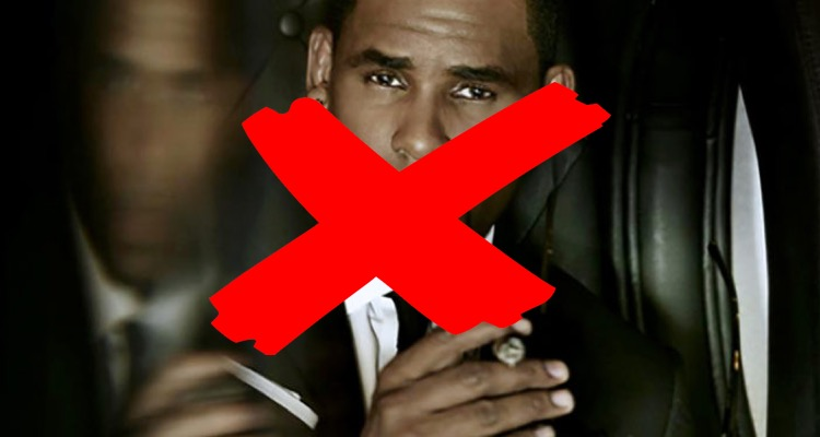 Rca/sony Freezes R. Kelly's Upcoming Works In Response To #muterkelly