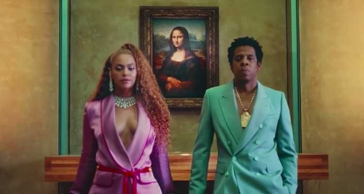 Jay-Z and Beyonce star as The Carters in 'APES**T'