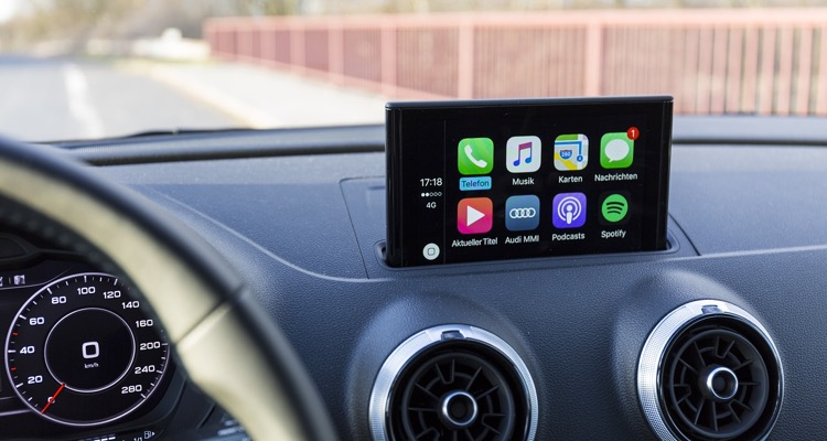 Spotify Is Testing A New 'car View' To Make Its App More Driver Friendly