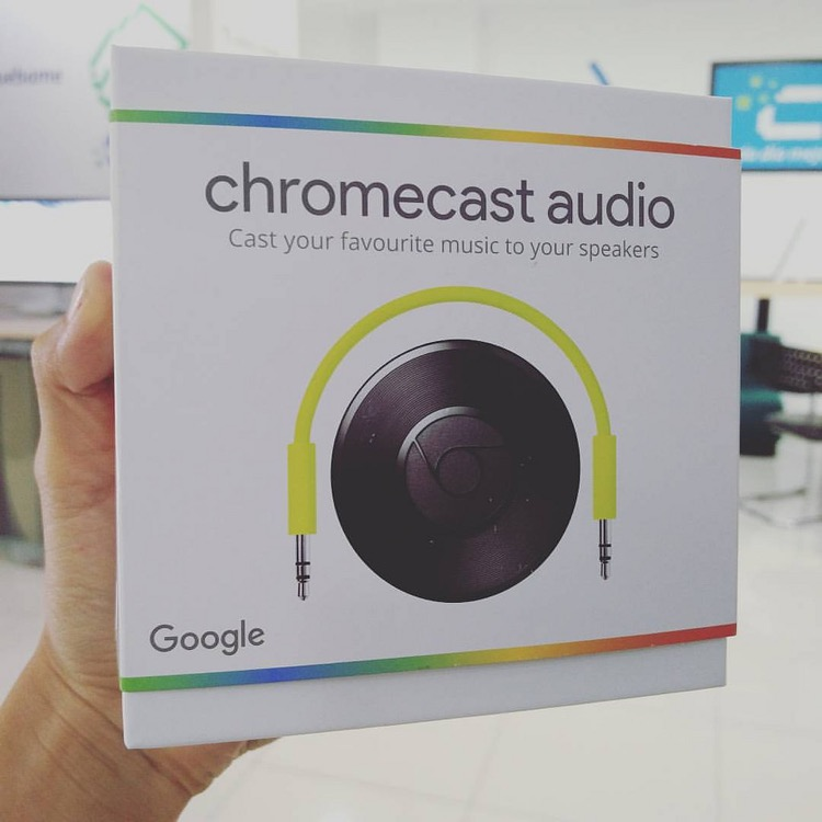 Google Discontinues Chromecast Audio to Focus Entirely on Smart Speakers