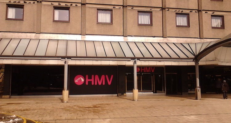 Bankrupt Hmv Has Received 'a Number Of Offers' — But Is This Chain A Goner?