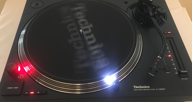 The Technics Sl-1200 Mk7 For Djs Is Coming In A Few Months — Here's What It Looks Like