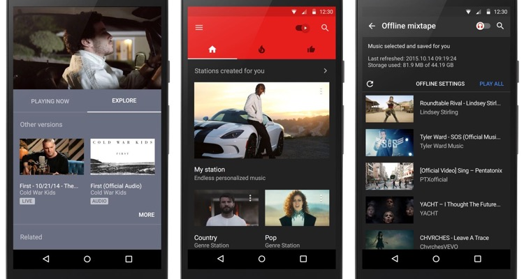 Youtube Music Could Replace Google Play As The Default Music Player On Android Devices