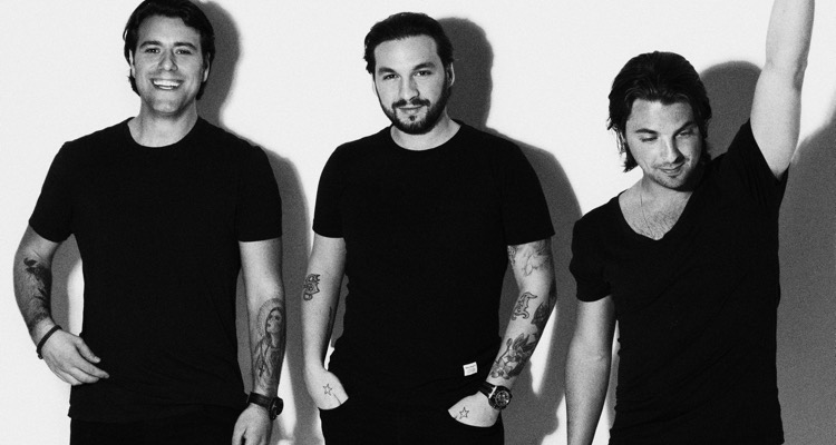 Swedish House Mafia Signs With Columbia/sony Music
