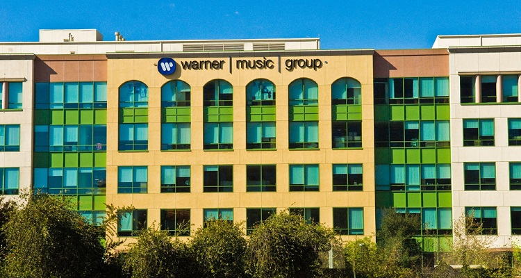 Warner Music Group's Burbank digs will soon be history.