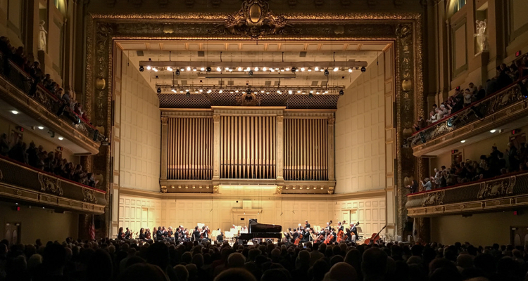 Boston Symphony Orchestra Resolves Ugly Gender Discrimination Lawsuit