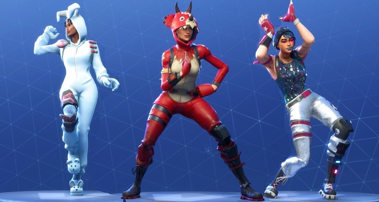 What's The Fortnite Dance Called Fortnite Claps Back Against Dance Move Lawsuits No One Can Own A Dance Step
