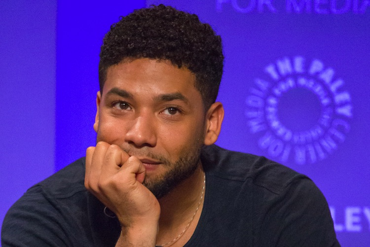 Empire star Jussie Smollett; a hate crime against the actor is now being investigated