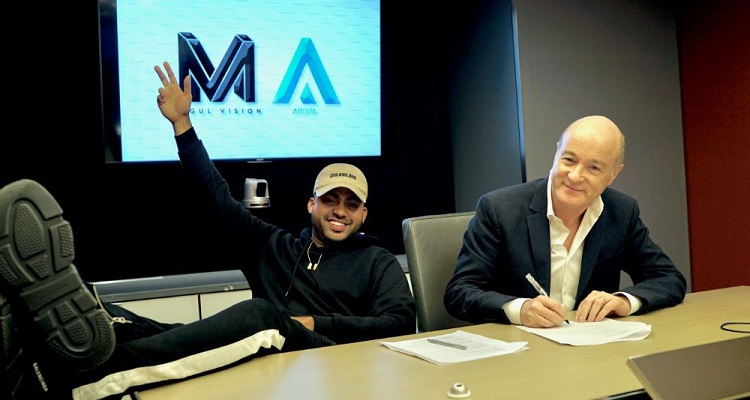 Arista Records Teams With Josh Marshall To Launch Mogul Vision Music