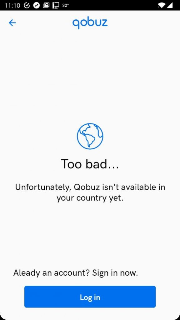 Looks Like Qobuz's US Debut Is Getting Off to a Slow Start