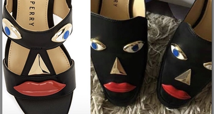 Katy Perry Pulls Ill-Advised 'Blackface' Shoes