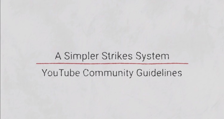 Youtube Overhauls Its Channel Strike System – But Will This Help The Music Industry?