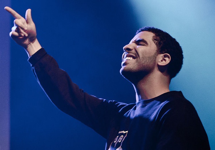 Drake (photo: The Come Up Show (CC BY-ND 2.0))