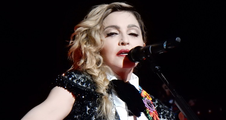 Live Nation Lashes Out Against Report  'Sluggish' Madonna Ticket Sales