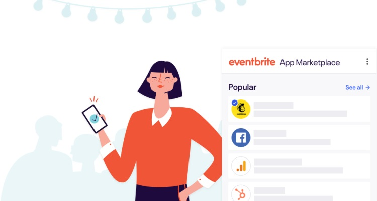 Eventbrite Updates Its App Marketplace With Constant Contact, Prism, Others