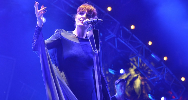 Florence & The Machine Beats Adele's All-time Recognition Record On Shazam