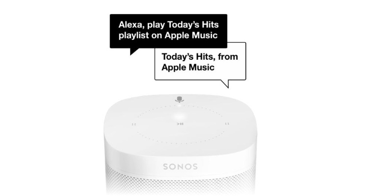 Slowly But Surely, Sonos Integrates Apple Music Support
