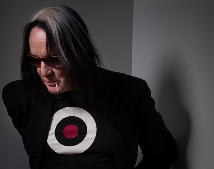 Todd Rundgren (photo: Lynn Goldsmith)