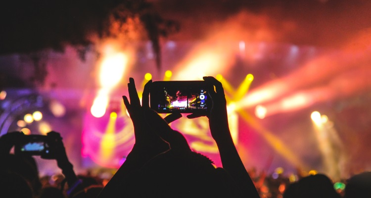 Fly Open Air Festival In Scotland Bans Mobile Phones Entirely