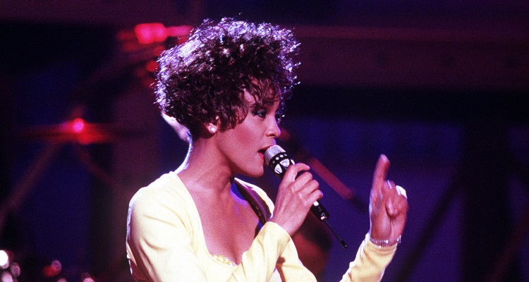 A Whitney Houston Hologram Tour And Musical Are In The Works