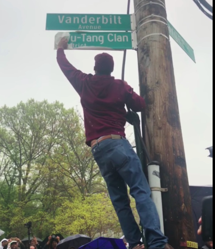 Staten Island Neighborhood Officially Renamed 'The Wu-Tang Clan District'